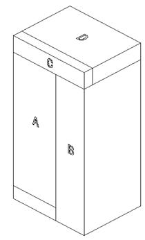 GCK低压开关gui结构tu1