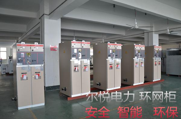 XGN15-12jiao流高ya金shu封闭开关设备